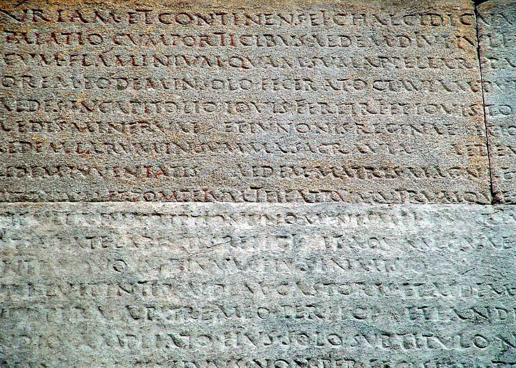 res gestae Cornell collection of antiquities augustus requested in his will that his achievements (res gestae) be inscribed on bronze tablets and displayed in.