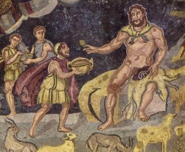 Risultati immagini per ulisse omero mito della grotta di polifemo